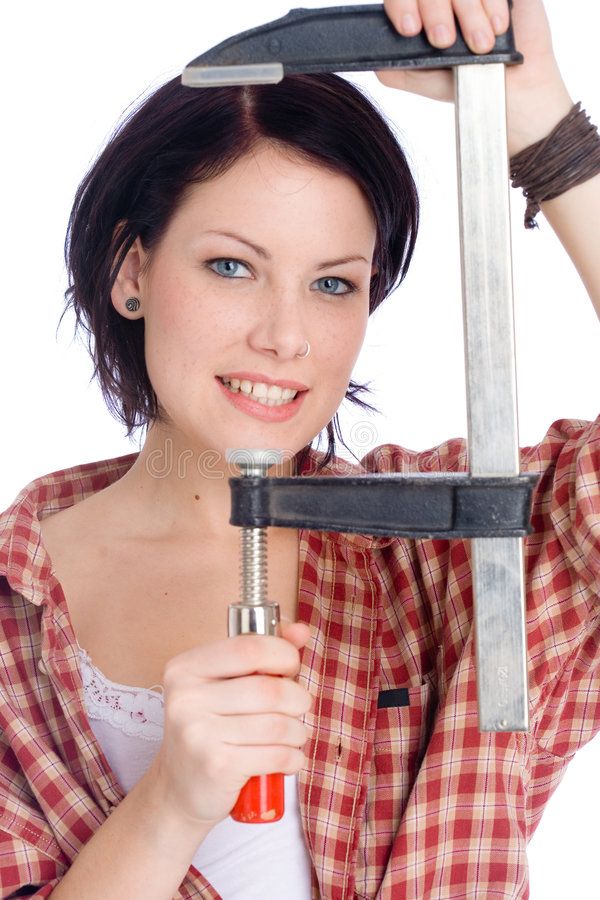 Download Vice stock image. Image of class, female, botch, construction - 2168703