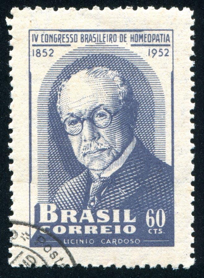 Vicente Licinio Cardoso fotos de archivo libres de regalías