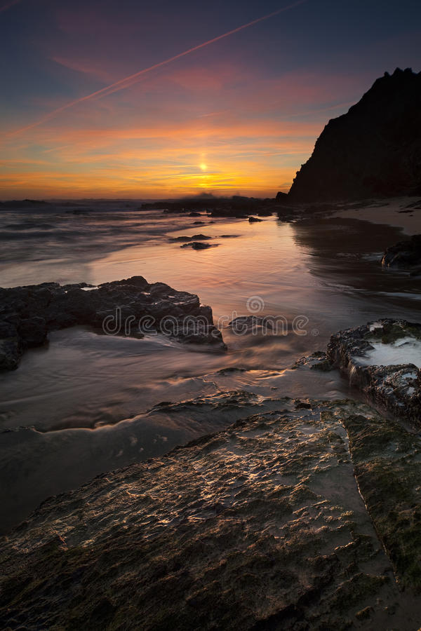 Download Vicentina Coast In Portugal Stock Photo - Image: 20061178