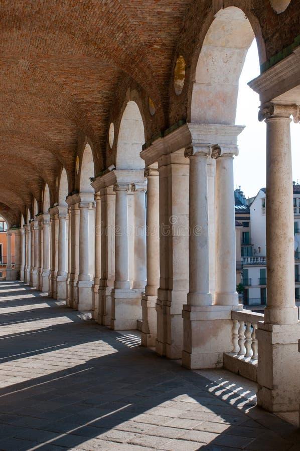 Vicenza arkitektur arkivfoto