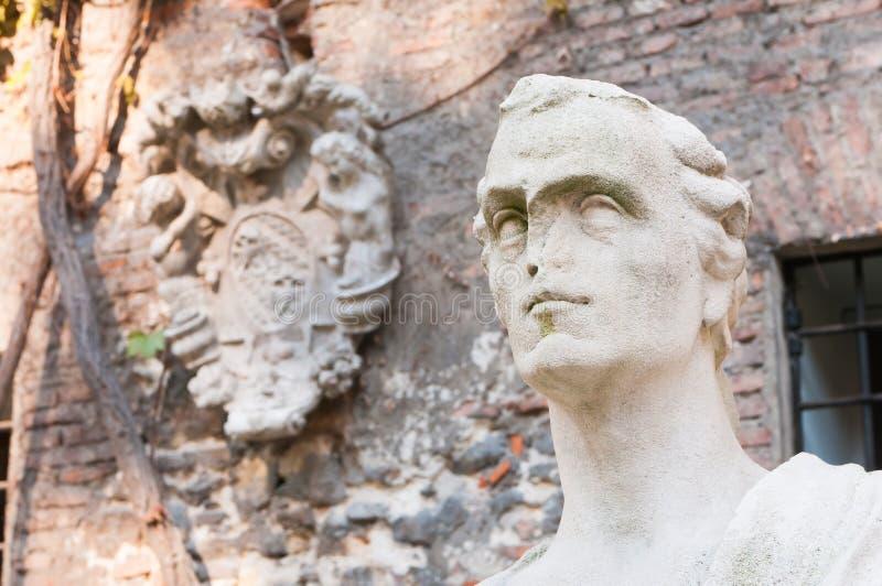Vicenza gränsmärken royaltyfria bilder