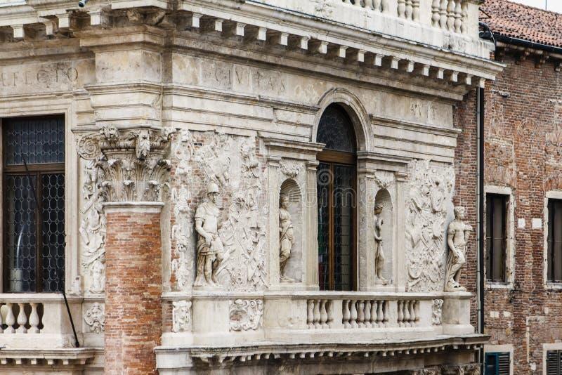 Vicenza Italien arkivfoto
