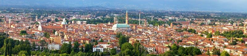 Vicenza. L'Italia immagini stock libere da diritti