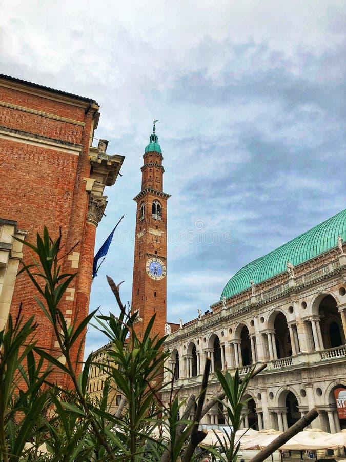 Vicenza royaltyfri foto