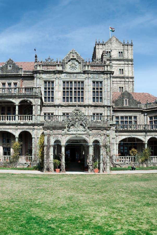 Viceregal κατοικήστε, Shimla, Ινδία στοκ εικόνες