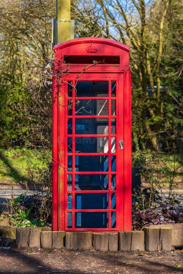 Vicino a Flixton, la Suffolk, Inghilterra, Regno Unito fotografia stock libera da diritti
