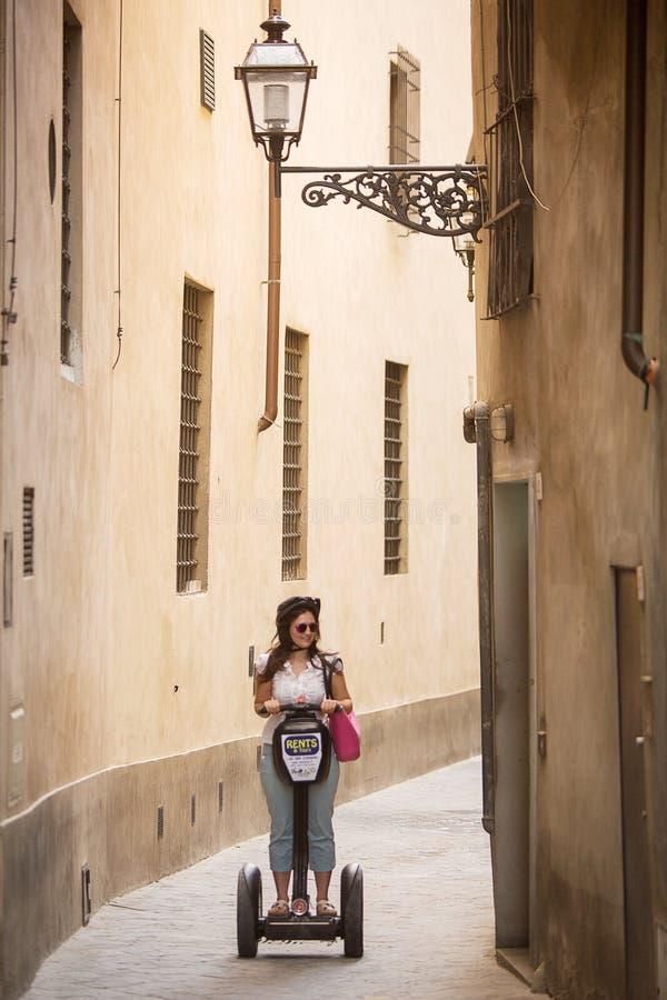 Vicoli antichi di Firenze immagini stock