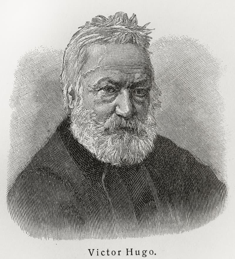 Victor Hugo photo stock