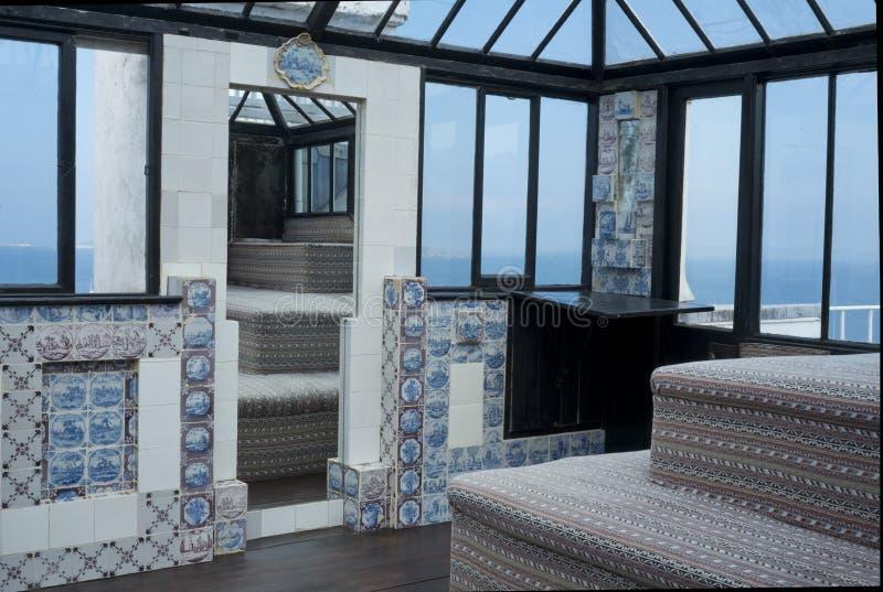 Victor Hugo u. x27; s-Haus in Guernsey stockfoto
