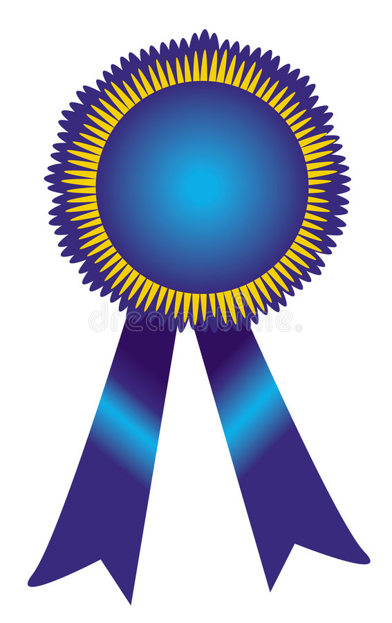 victor odznaki ilustracji