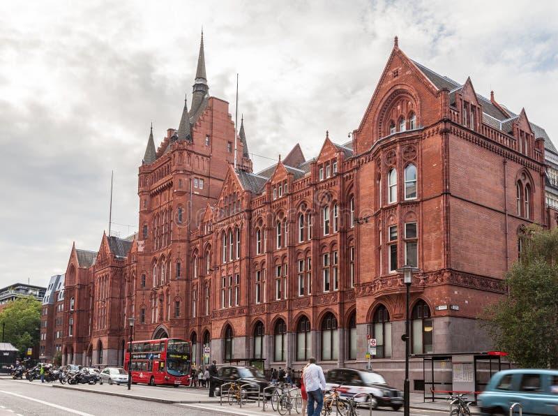 Victoria Albert Museum London royaltyfri fotografi