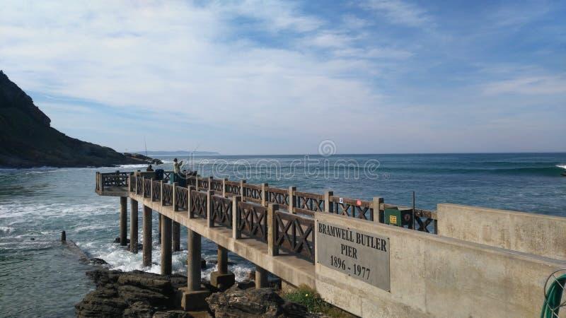 Victoria Bay fotografie stock
