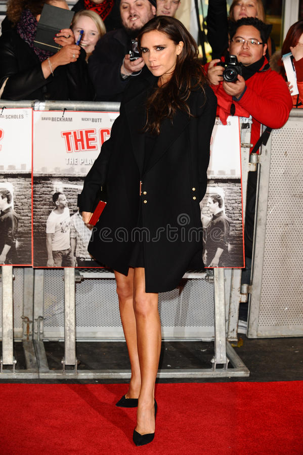 Victoria Beckham photo stock