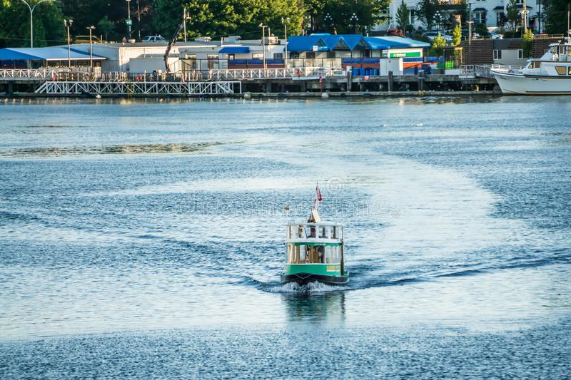 Victoria british columbia canada scenery in june. Victoria british columbia  canada scenery in june royalty free stock images