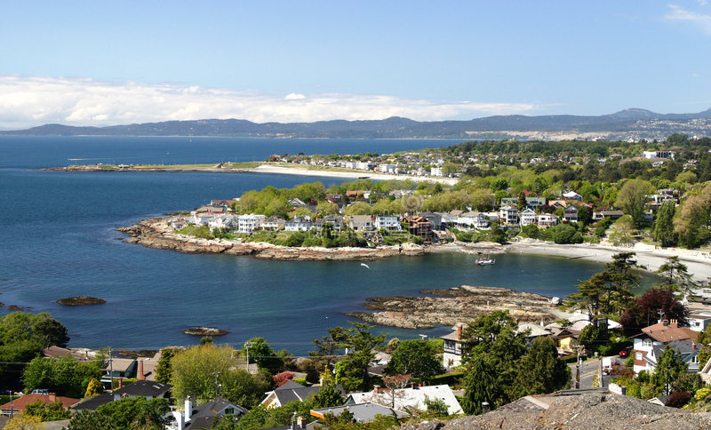 Download Victoria, Canada Royalty Free Stock Images - Image: 6748049