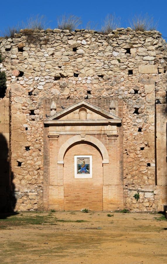 Download Victoria Church Ruin, Estepa, Spain. Stock Photo - Image: 25944782
