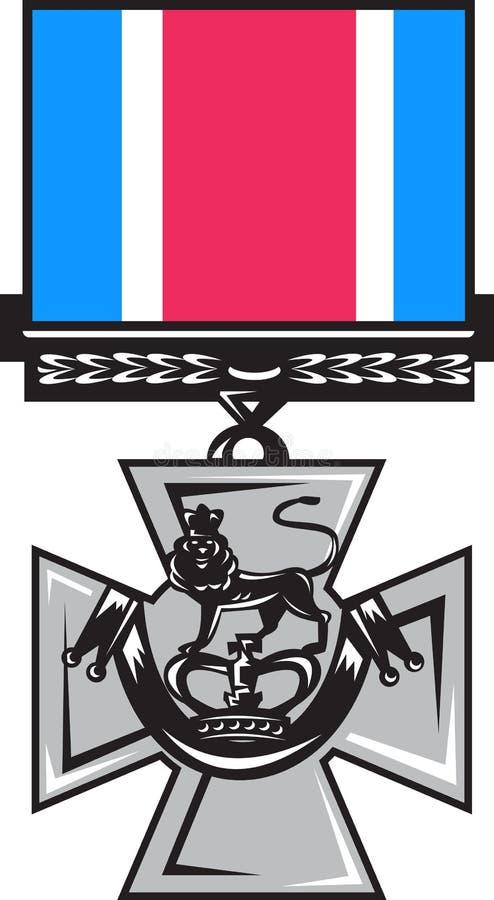 Download Victoria Cross Military Medal Stock Illustration - Illustration of honor, cross: 19791707