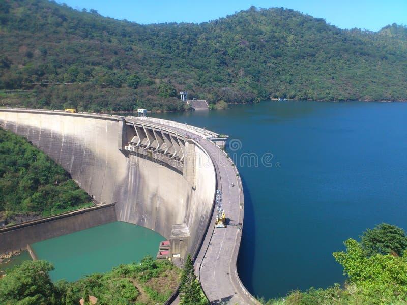 Victoria Dam images libres de droits