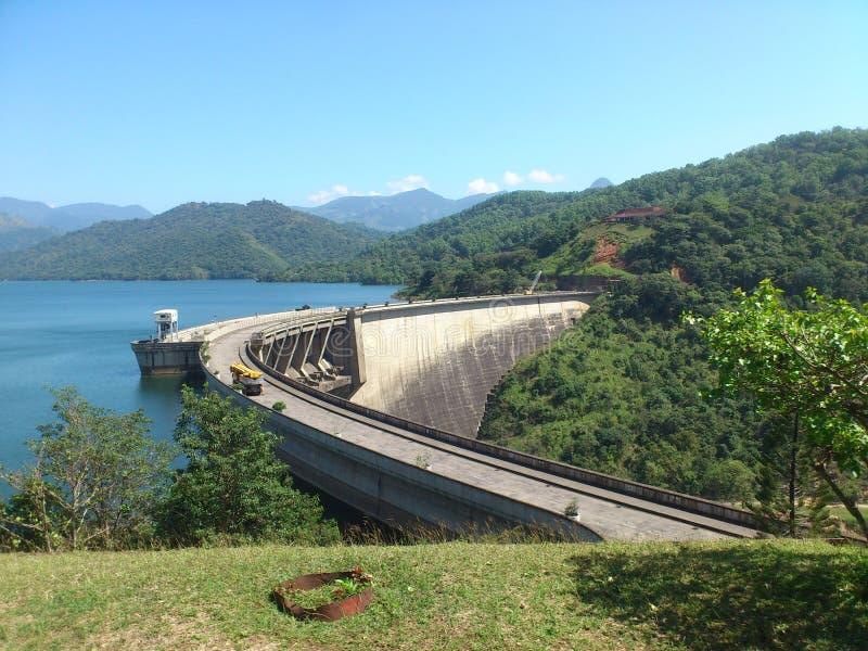 Victoria Dam photographie stock libre de droits