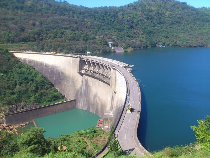 Victoria Dam imagem de stock royalty free