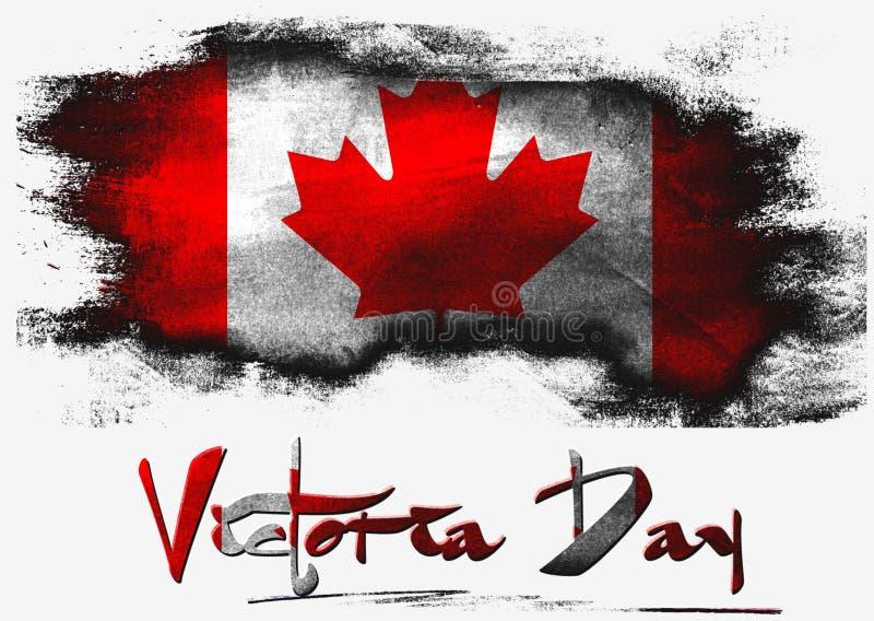 Victoria Day ilustração stock