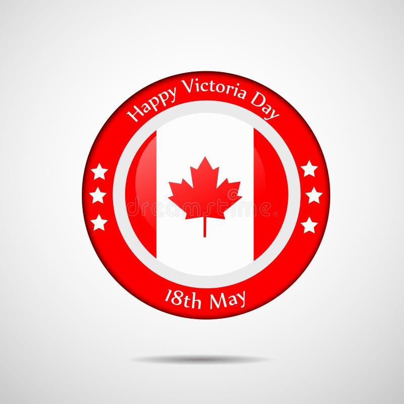 Victoria Day Background lizenzfreie stockbilder