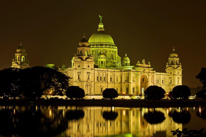 Victoria-Denkmal stockbild