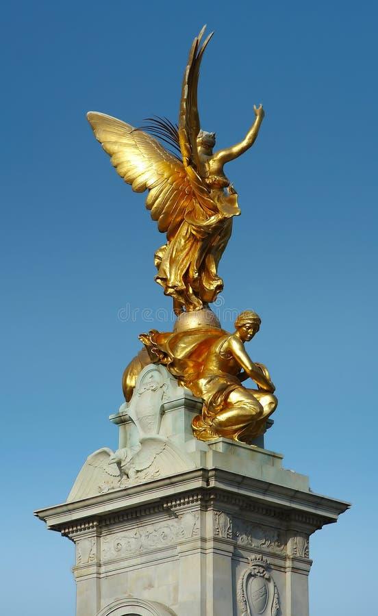 Victoria-Denkmal stockbilder