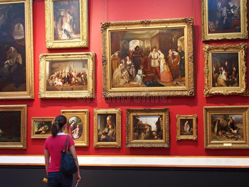 Victoria et Albert Museum photographie stock