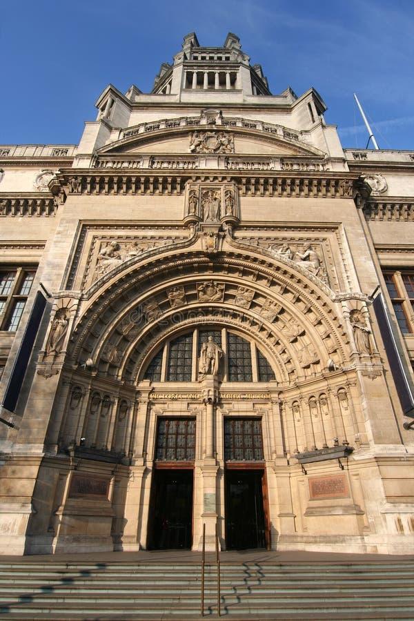 Victoria et Albert Museum photos stock