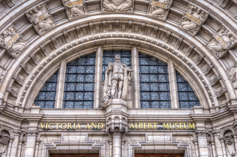 Download Victoria Et Albert Museum, Londres R-U Photo stock éditorial - Image du londres, royal: 76088563