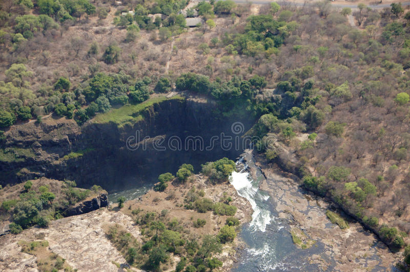 Victoria Falls, Ζιμπάμπουε στοκ φωτογραφία με δικαίωμα ελεύθερης χρήσης