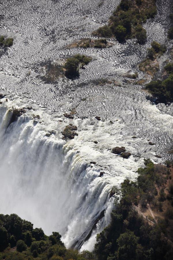 Victoria Falls foto de archivo libre de regalías