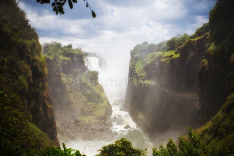 Victoria Falls fotos de archivo libres de regalías