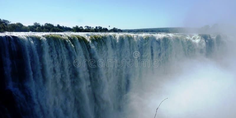 Victoria Falls fotos de archivo