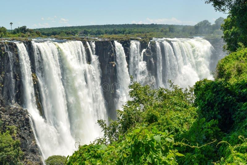 Victoria Falls fotos de stock royalty free