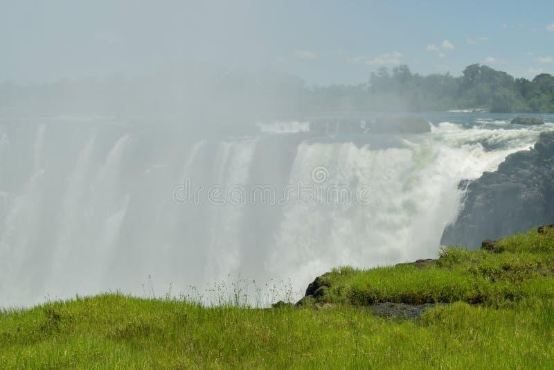 Victoria Falls fotografie stock