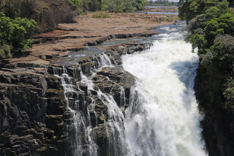 Victoria Falls Royalty Free Stock Images