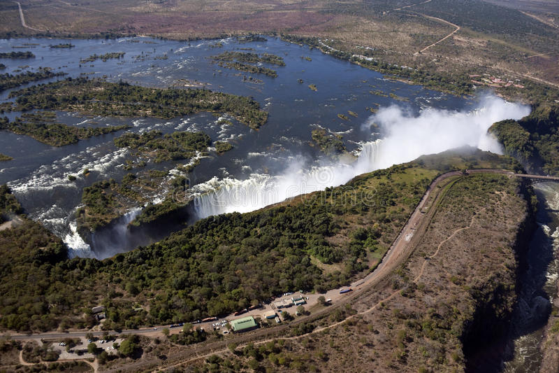 Download Victoria Falls - Zimbabwe Stock Image - Image: 10763191