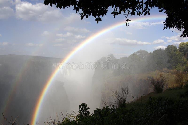 Victoria Falls - Zimbabwe royalty free stock photo