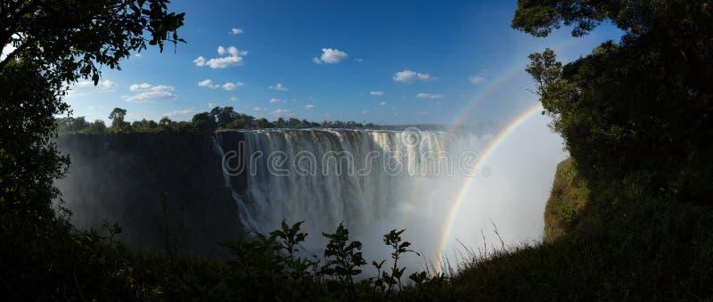 Victoria Falls, Zimbabwe stockfotos