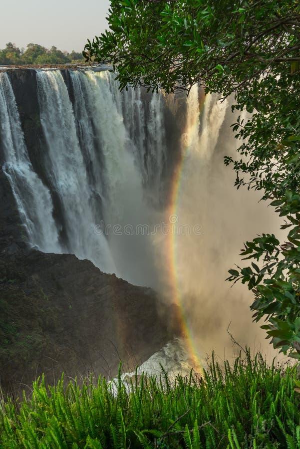 Victoria Falls Zimbabwe imagens de stock royalty free