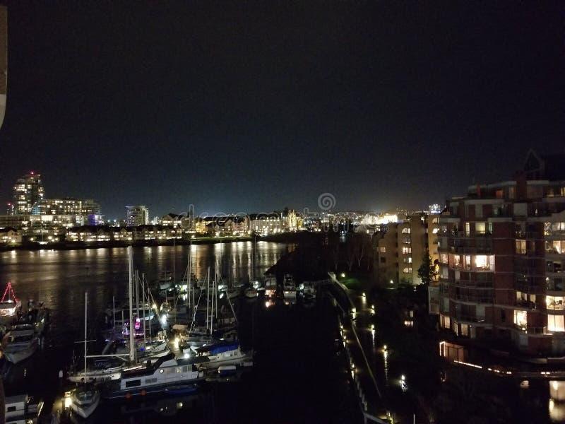 Victoria Harbour images libres de droits