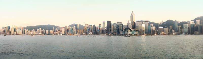 Victoria Harbour imagem de stock royalty free