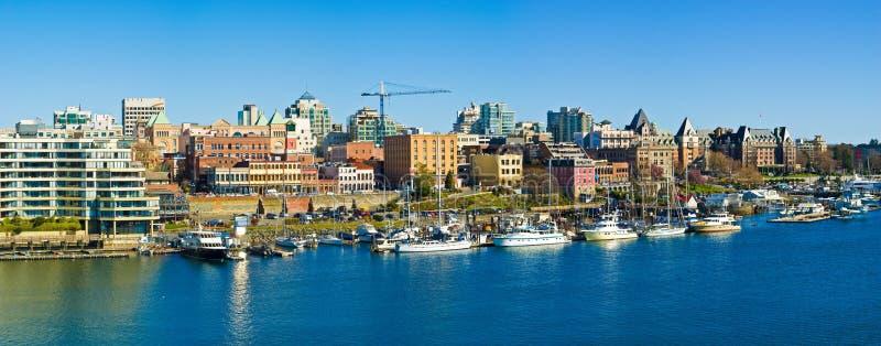Download Victoria, British Columbia stock image. Image of cityscape - 30190231