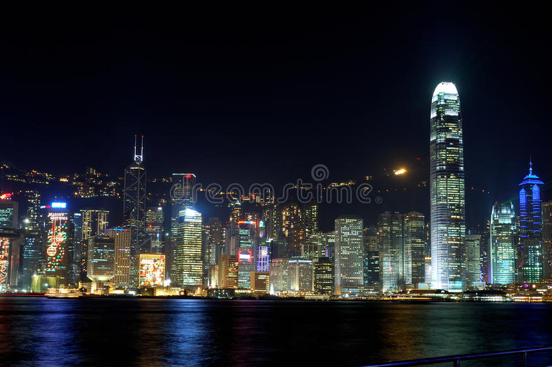 Download Victoria Harbour In Hong Kong Stock Image - Image: 17611351