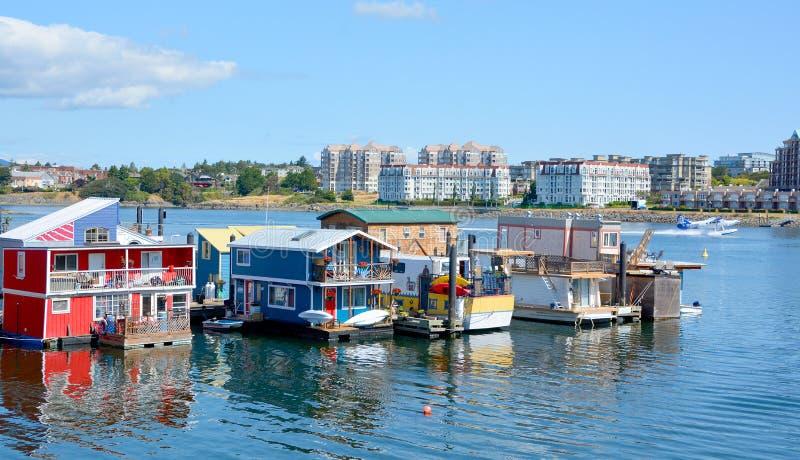 Victoria Inner Harbour photos libres de droits