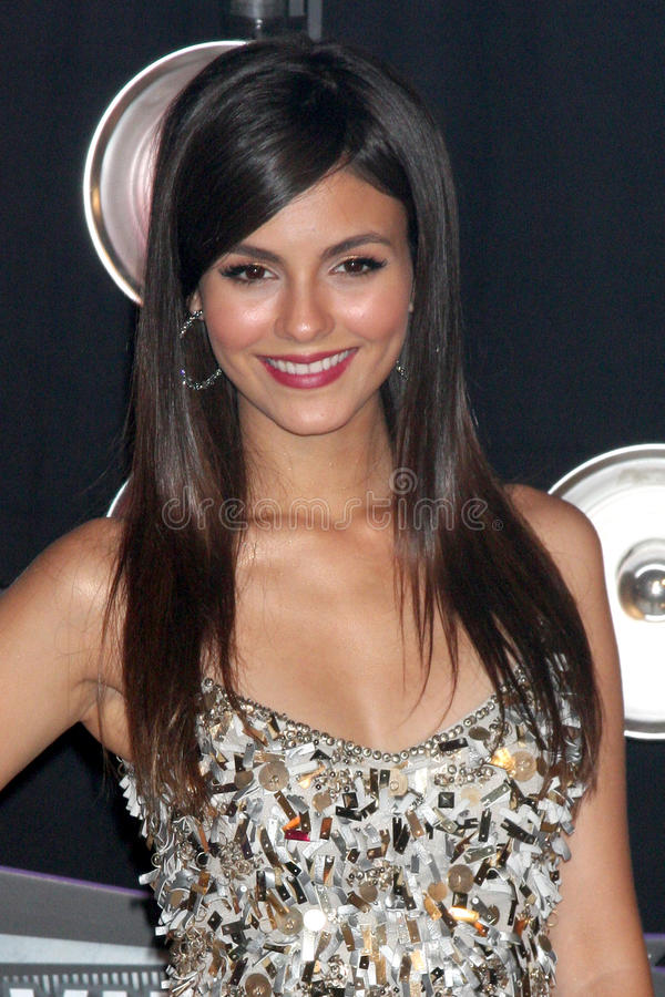 Download Victoria Justice editorial photography. Image of justice - 23341552