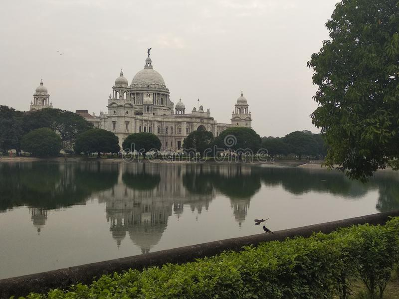 victoria Kolkata arkivbilder