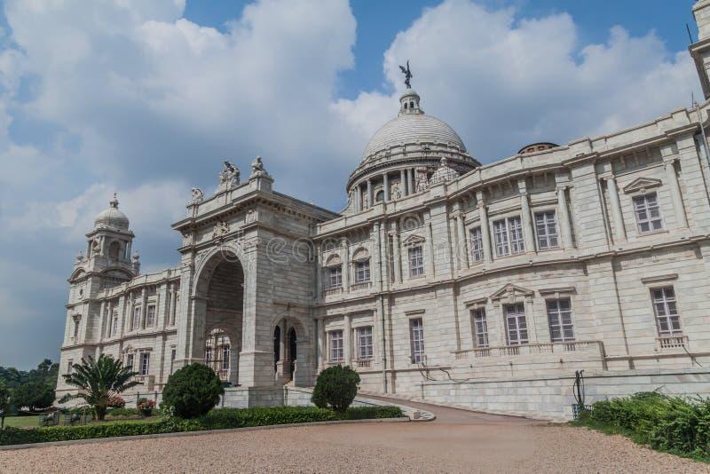 Victoria Memoria in Kolkata Calcutta , Ind. Victoria Memoria in Kolkata Calcutta, India royalty free stock photos